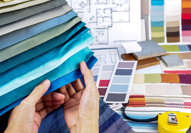 Interior Design Products Fabrics