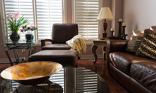 Interior Design Services Custom Blinds and Shutters